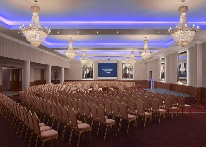 Rockbarton theatre conference